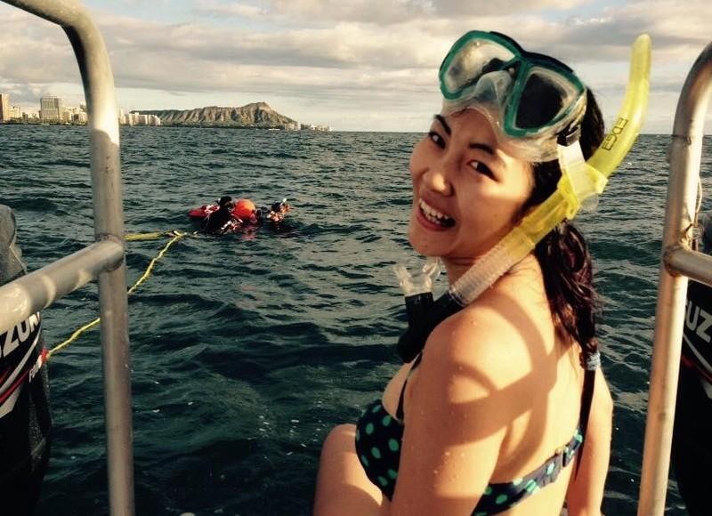 Turtle snorkeling tour