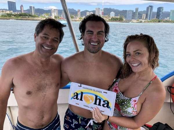 Honolulu Shipwreck scuba diving