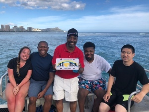 Oahu scuba diving tour