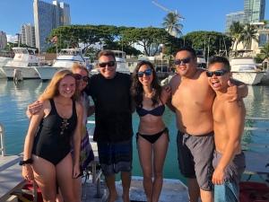 First time scuba Oahu