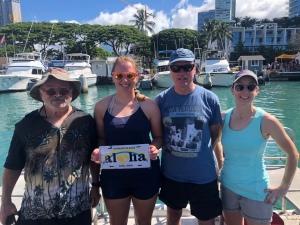 Scuba diving Oahu shipwrecks
